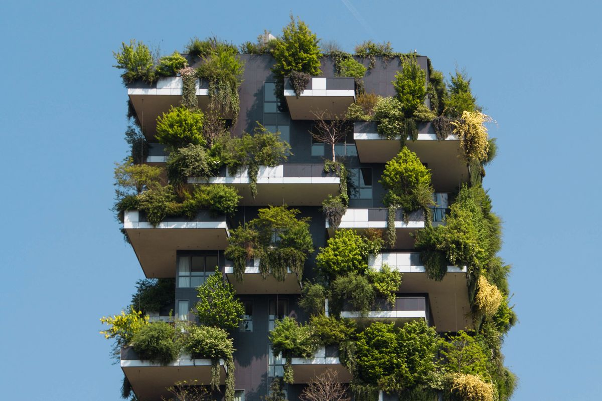 Green Apartments Project